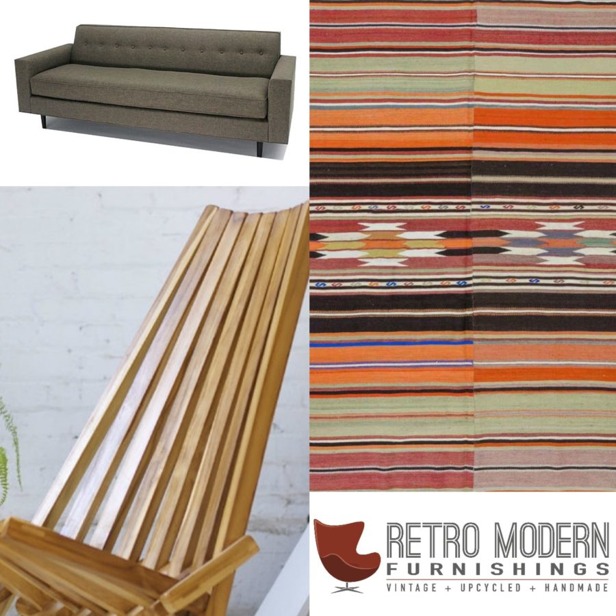 Retro Modern Furnishings
