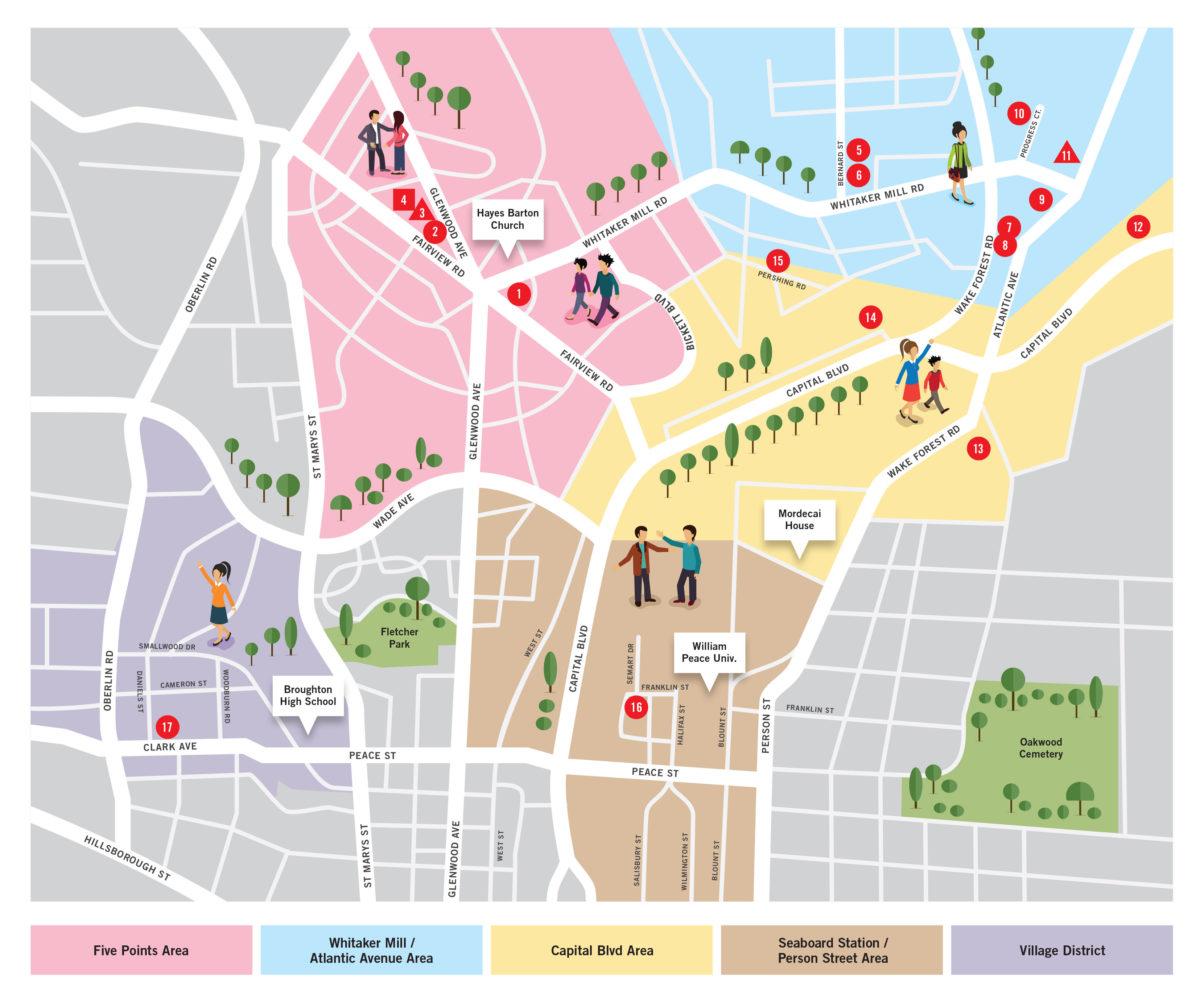 Design District Raleigh 2020